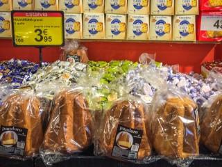 Цены на продукты в Испании 2017