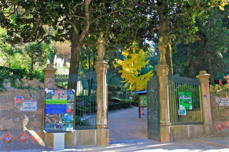 Парк Свободы в Синтре