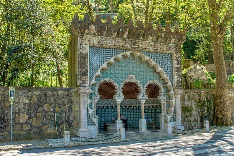 Арабский фонтан