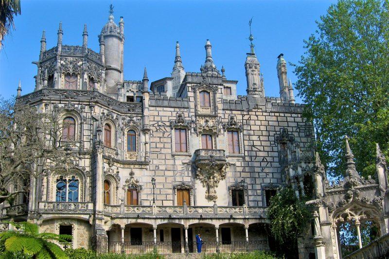 Дворец Регалейра