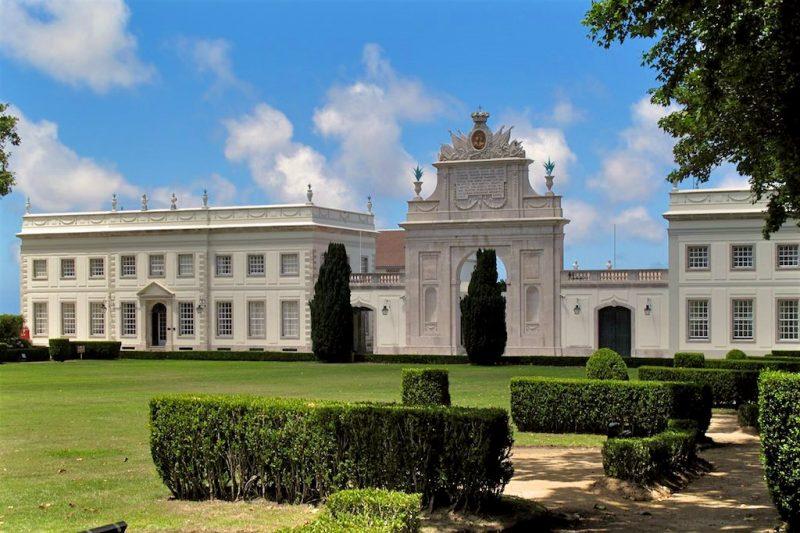 Отель Tivoli Palacio de Seteais 5*