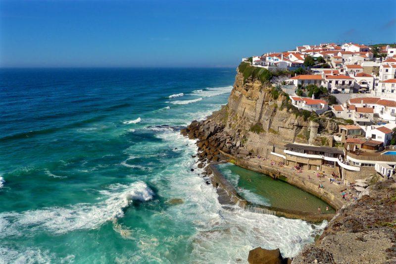 Деревня Azenhas do Mar (фото: Daniel Morgado)