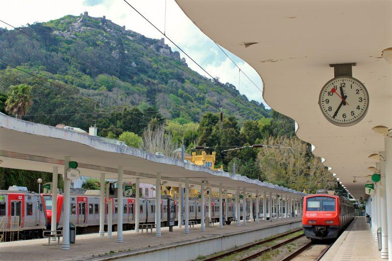 Железнодорожный вокзал Синтры