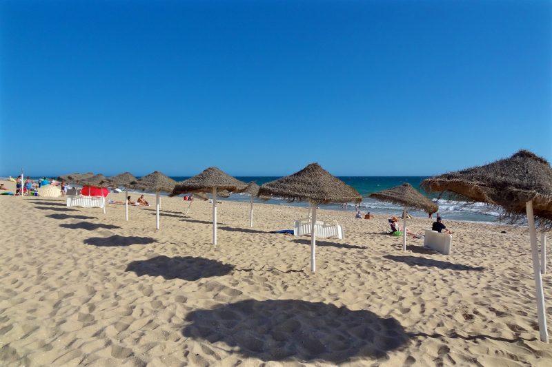 Пляж Praia de Faro