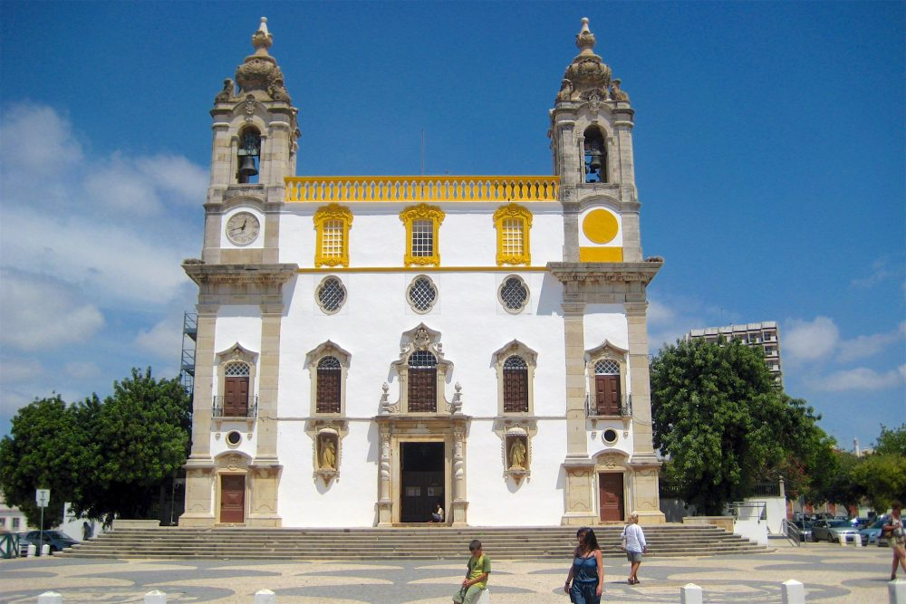 Церковь Карму (фото: Miguel Segura)