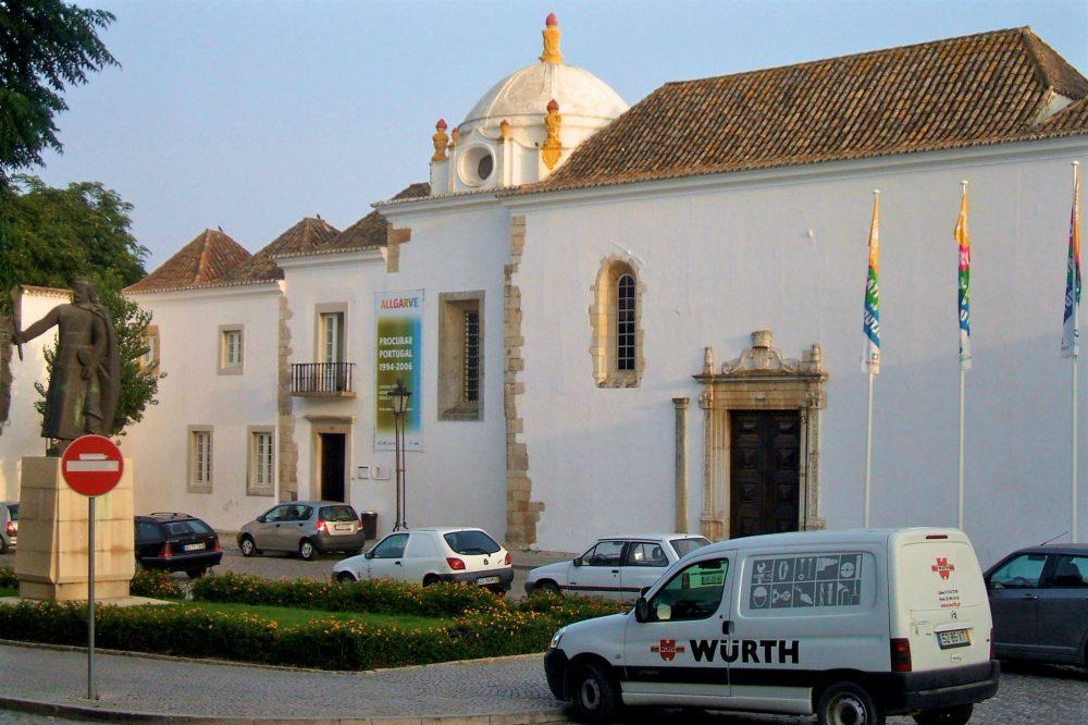 Муниципальный музей Фару (фото: IanHewson)