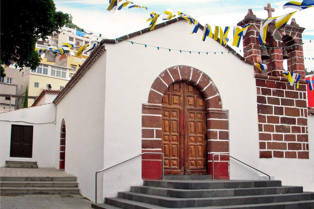 Церковь San Andrés Apóstol (фото: Eugenio Perez)