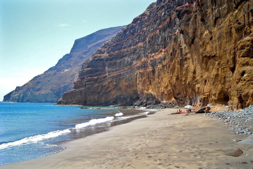 Скалистые берега у пляжа Антекера (фото: jmiguel rodriguez)