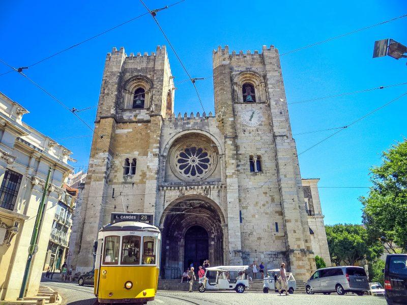 Лиссабонский собор, фото Becks