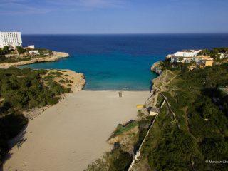 Пляж Cala Domingos