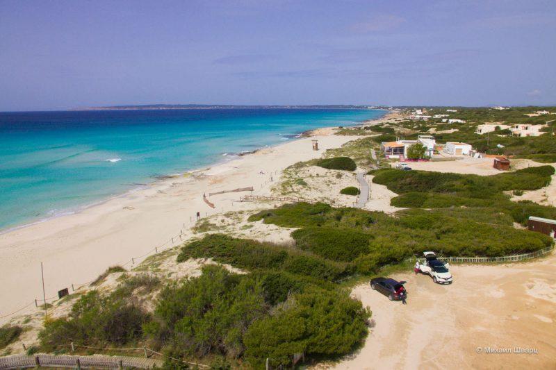 els Arenals – один из лучших пляжей