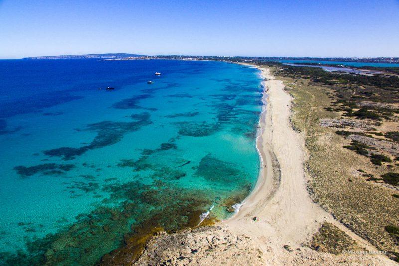 Llevante – лучший пляж на острове
