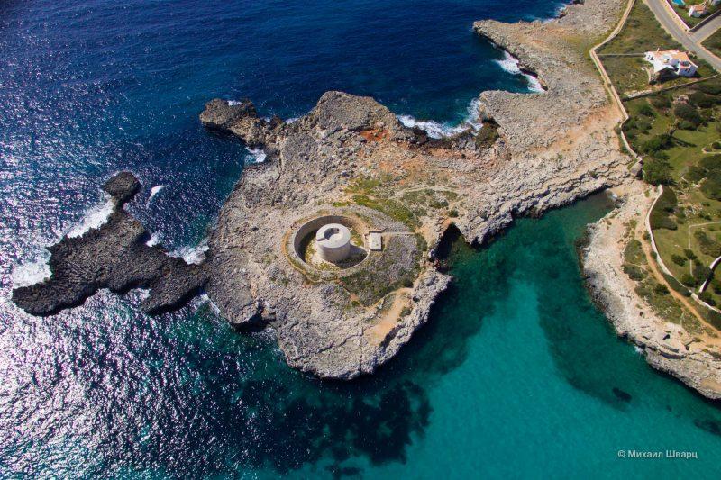 Миниатюрная крепость Es Castellar
