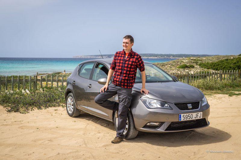 Наш дизельный Seat Ibiza