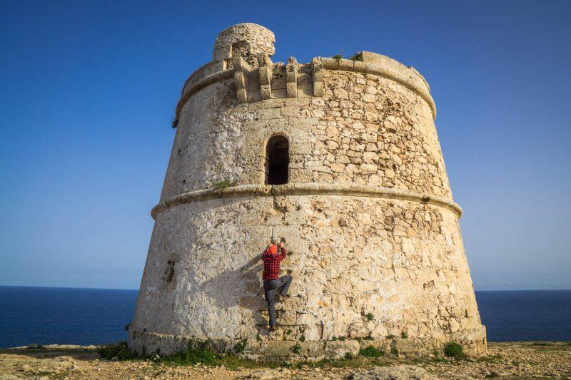Башня Torre des Cap
