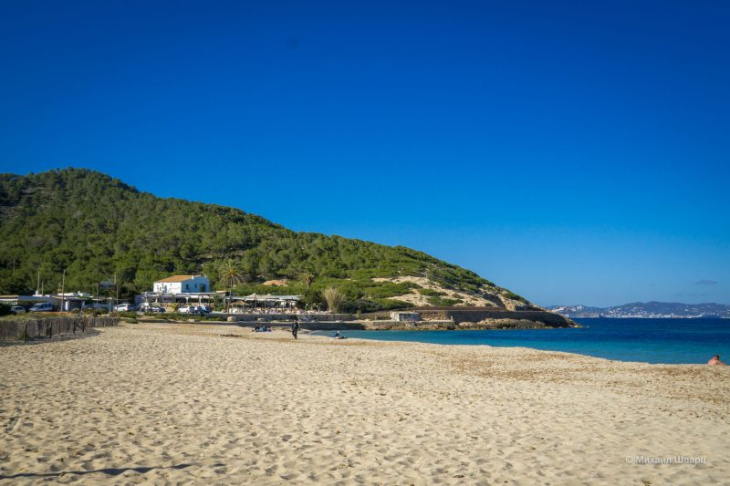 Эс Каваллет (Playa Es Cavallet)