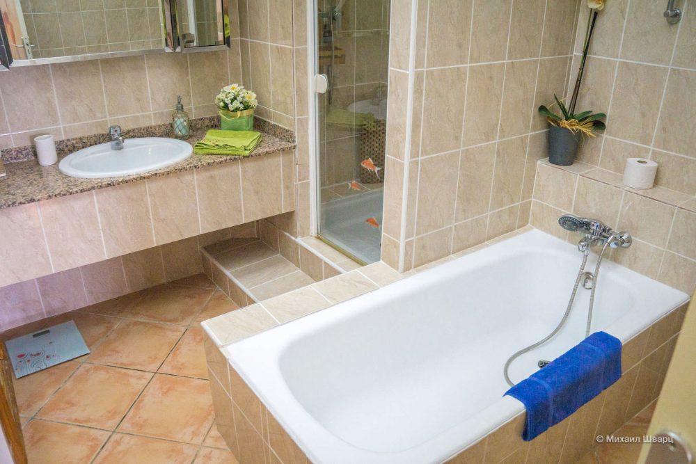 Первая ванная