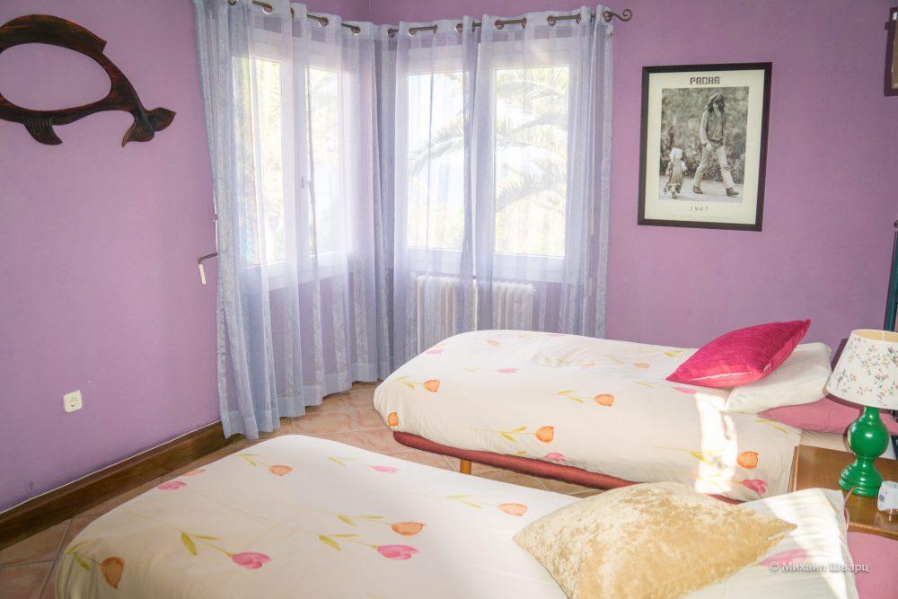 Еще фото спальни