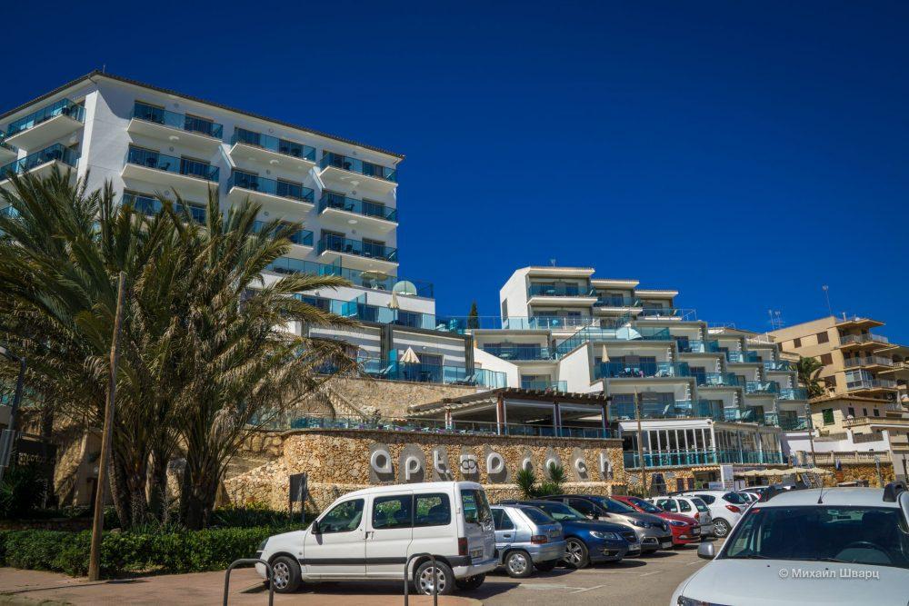 Апартаменты рядом с портом