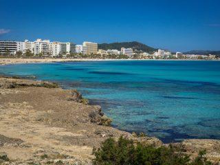 Пляж Cala Millor