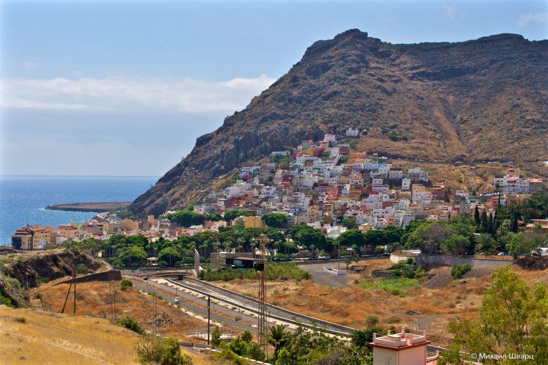 Домики Сан-Андрес