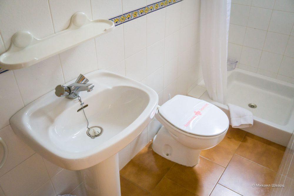 Нижний туалет