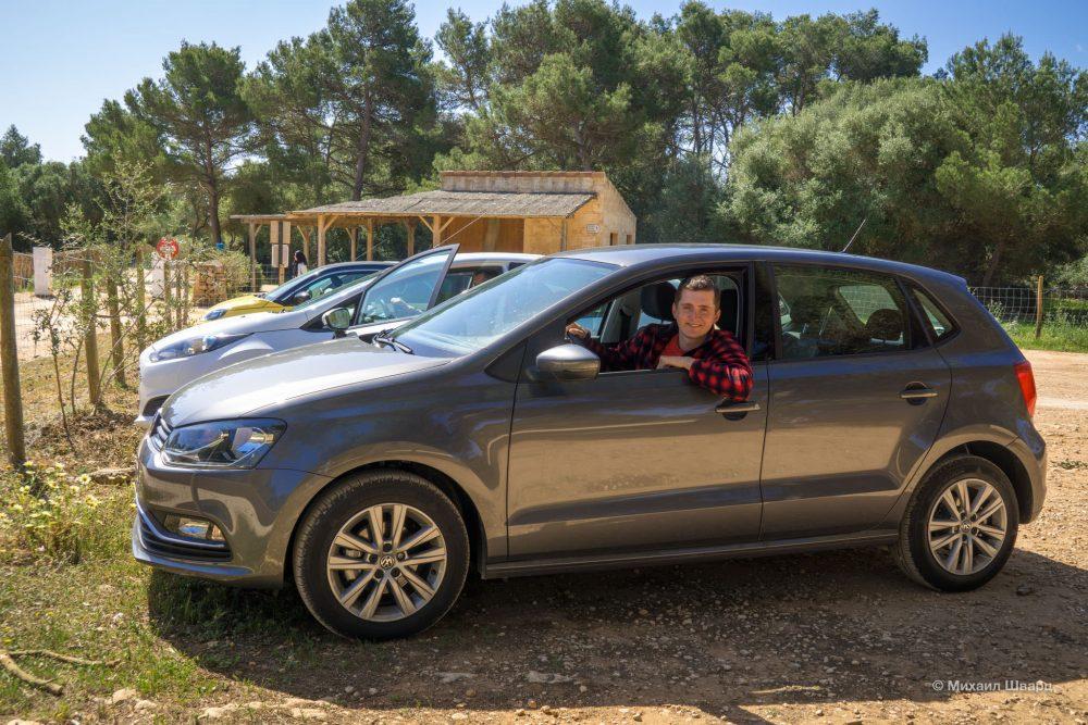 Дали VW Polo