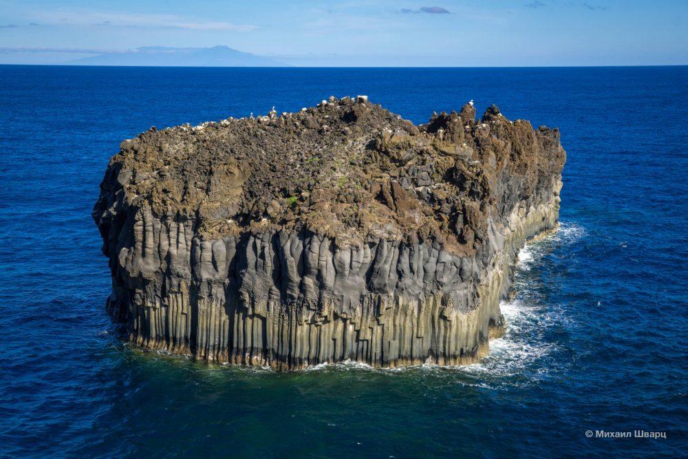Смотровая на Roque de las Gaviotas – райский островок для птиц