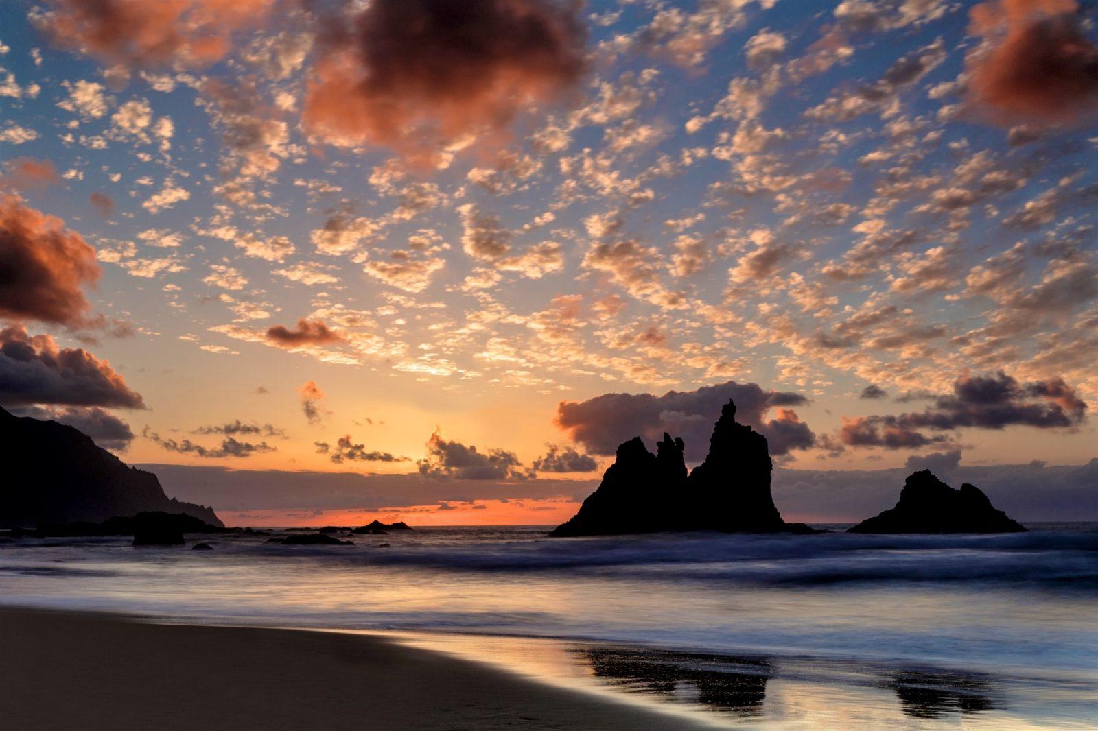 Пляж Бенихо (фото: maria jose Gomez)