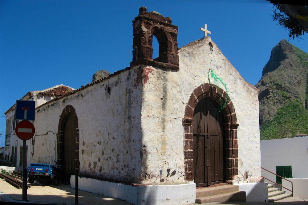 Часовня Santa Catalina (фото: Jose Mesa)