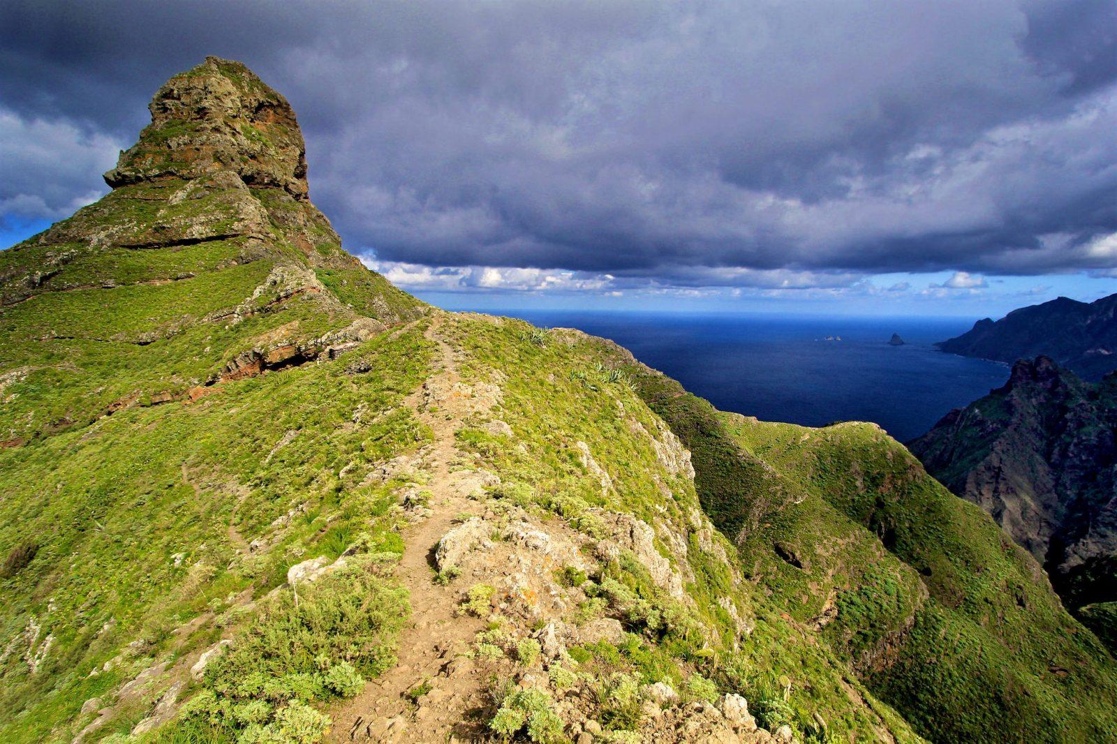 Гора Роке де Таборно (фото: Marcus Eich)