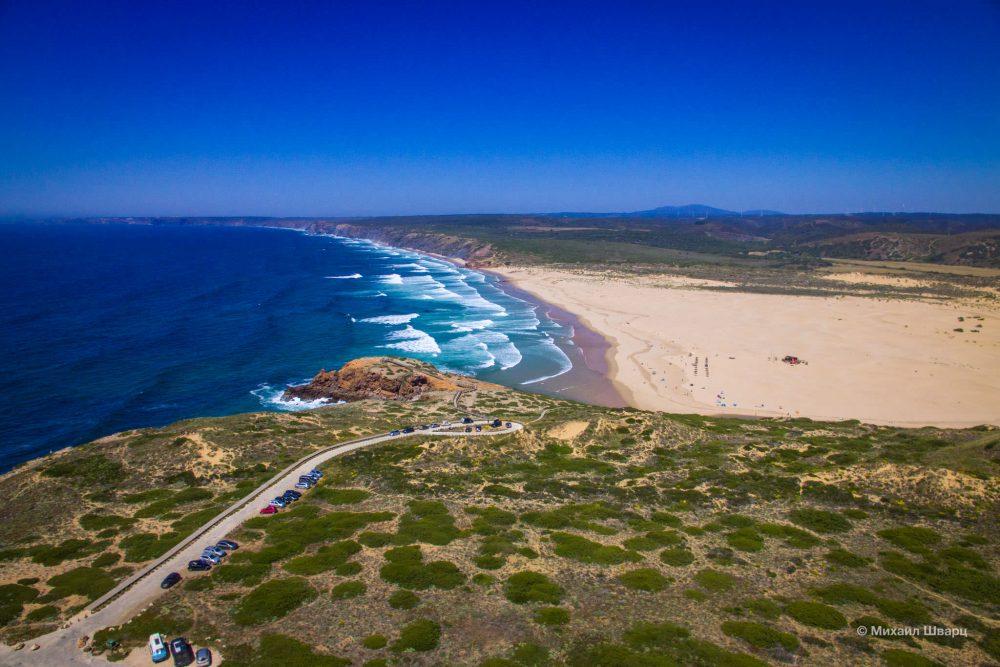 Смотровая на пляж Borderia