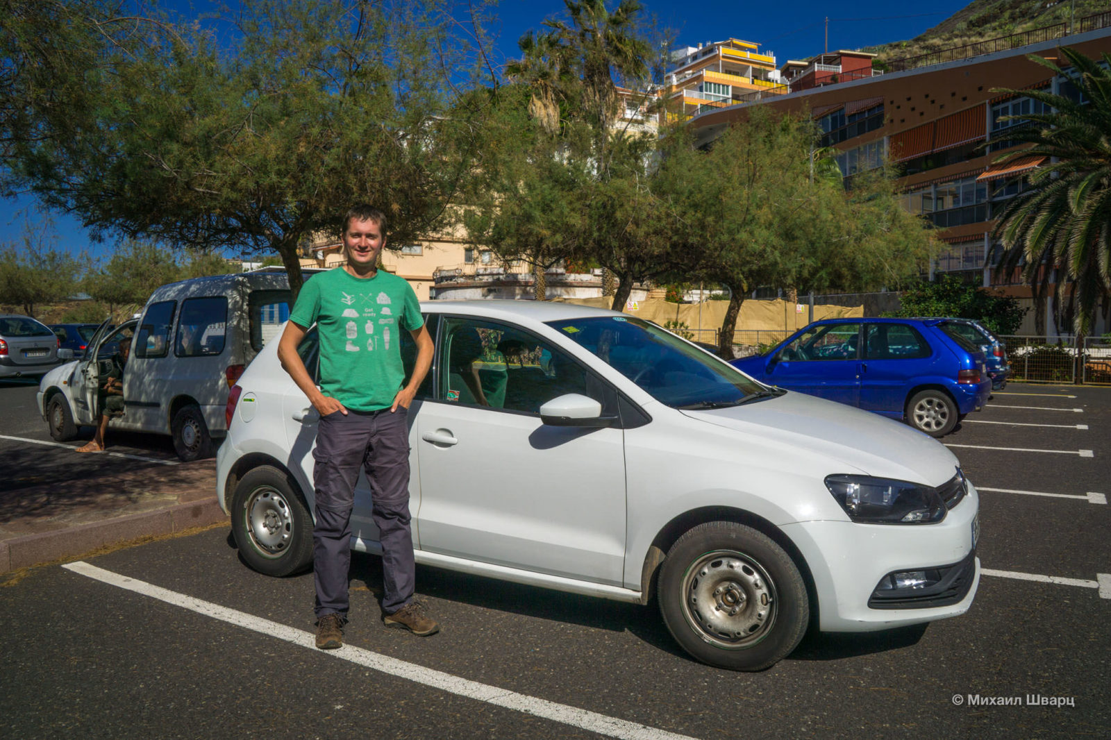 Polo в Pluscar