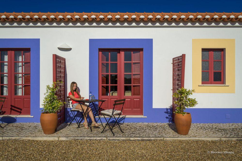 Чудесный отель Refúgio do Monte
