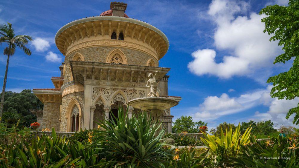 дворец Монсеррати