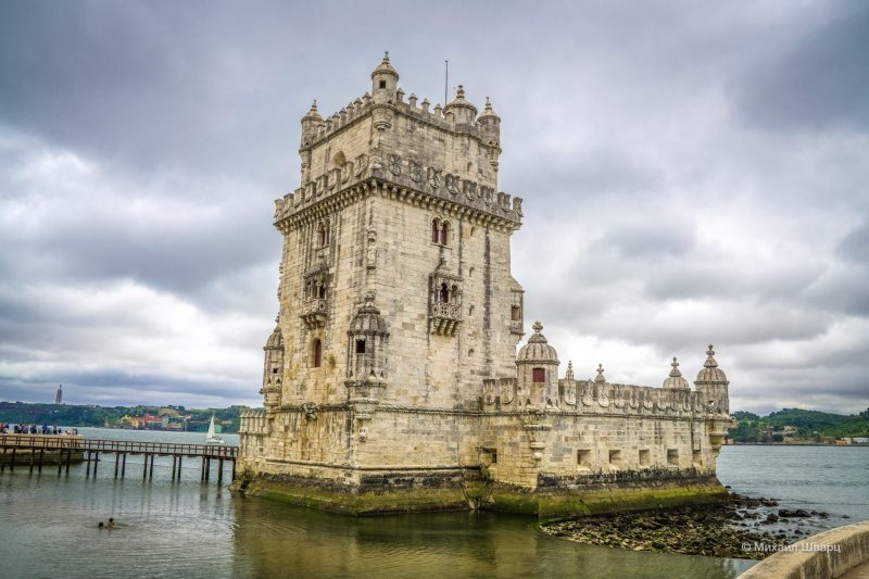 Белемская Башня – исторический символ Португалии