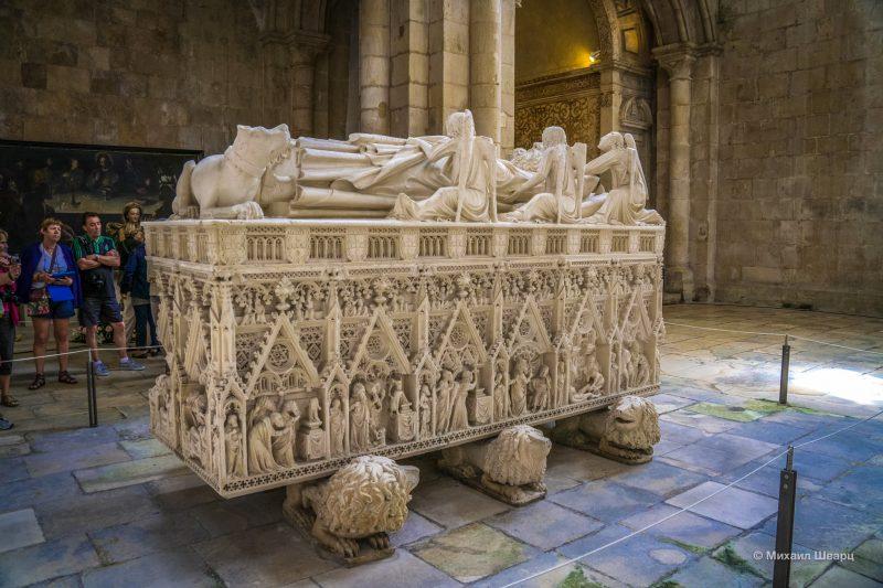 Гробница короля Педро I