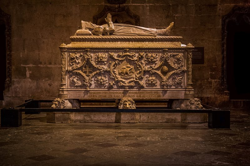 Гробницы Васко да Гама