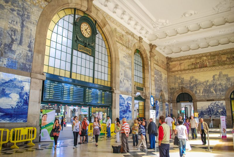 Вокзал Сан-Бенту