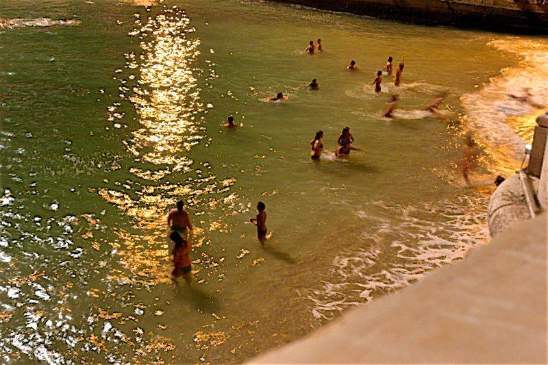 Праздник полночного купания