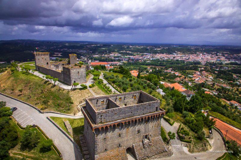 Крепость Оурем