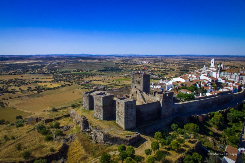 Замок Монсараш