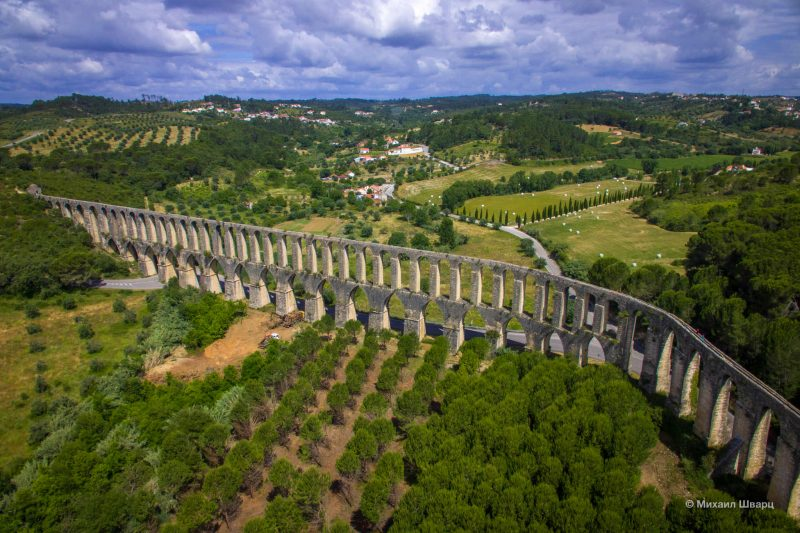 Акведук Pegões