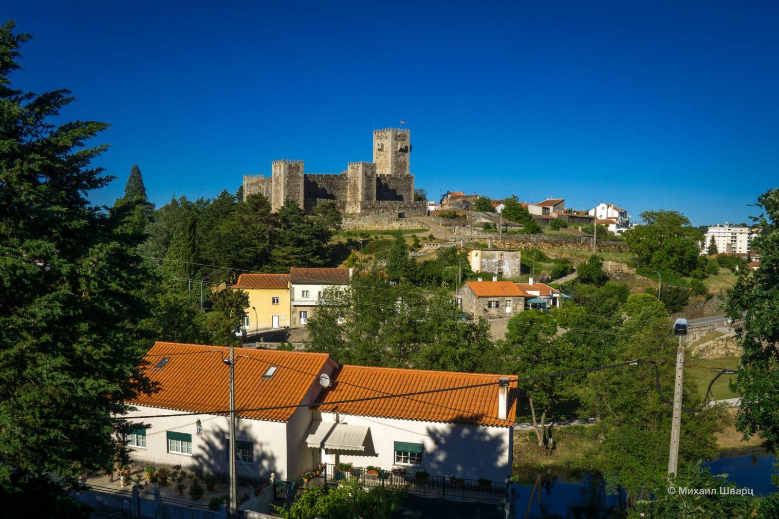 Крепость Сабугал