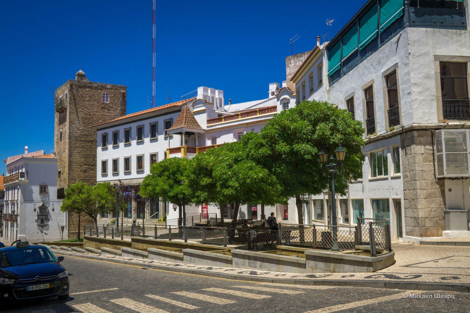 Улица Rua da Cadeia
