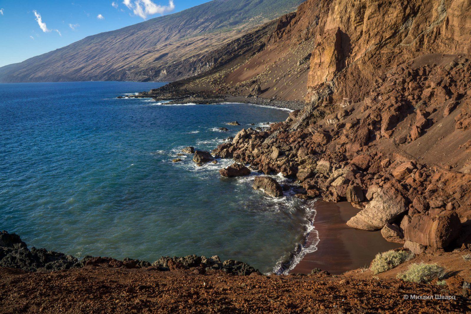 Бухта Такорон, остров Эль Иерро
