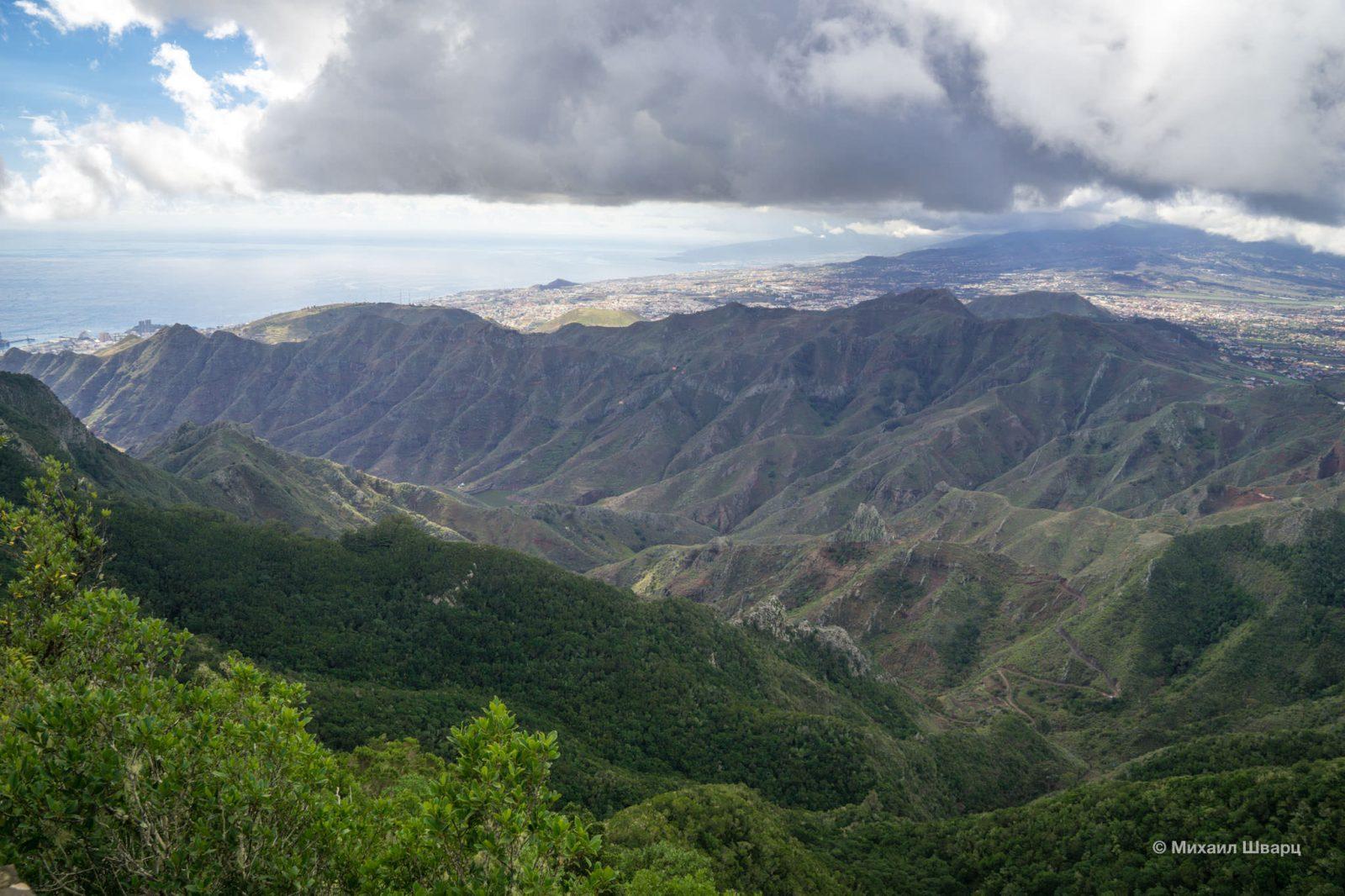 Ущелье Tahodio