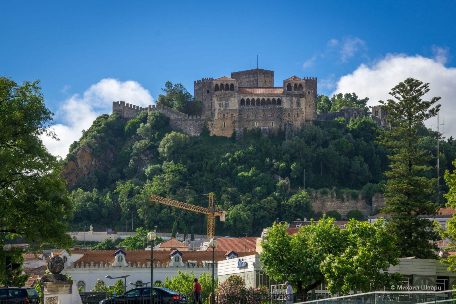 Крепость в Лейрии