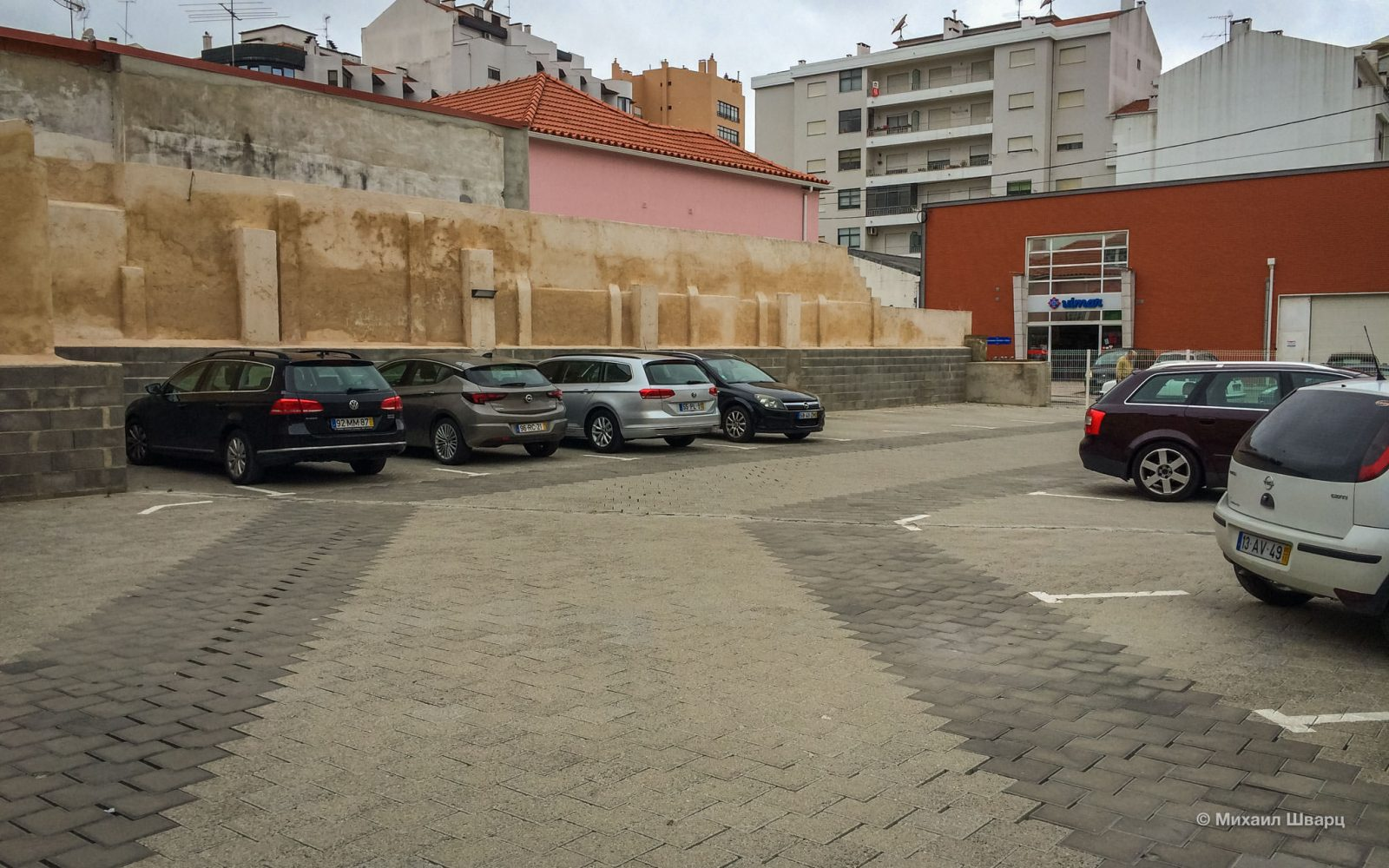 Своя парковка