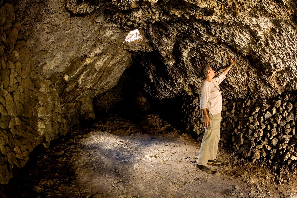 Пещера Cueva de Guinea (фото: ElHierroTurismo)